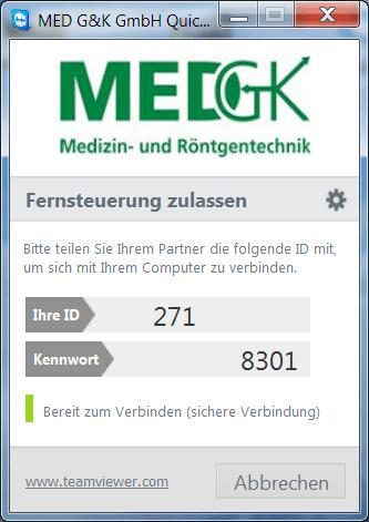 Teamviewer MED G&K