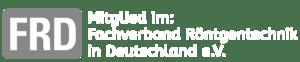 Mitglied im Fachverband Röntgentechnik in Deuschland e.V.